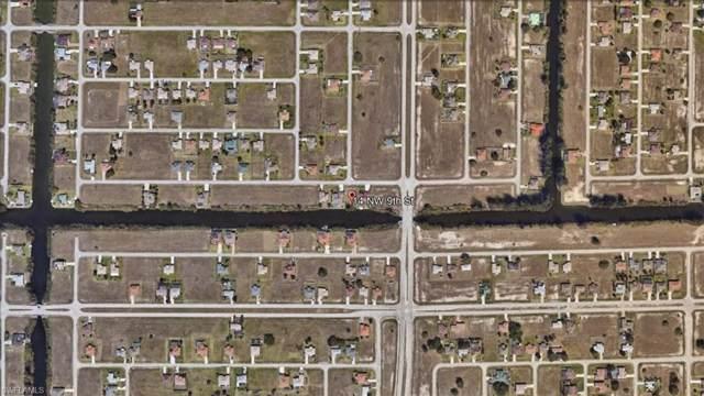 14 NW 9th St, Cape Coral, FL 33993 (#220005485) :: The Dellatorè Real Estate Group