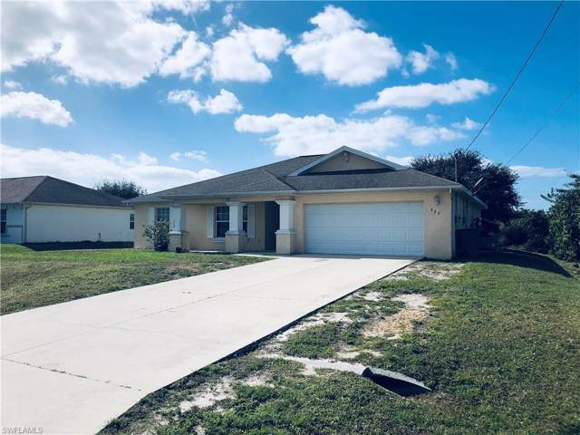 422 Pickford Ave, Lehigh Acres, FL 33974 (MLS #220005519) :: RE/MAX Realty Team