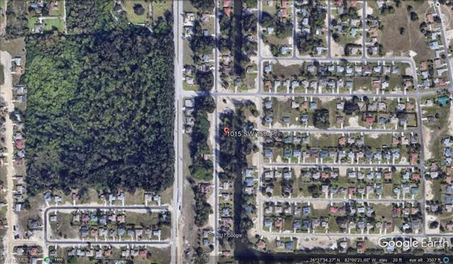 1015 SW 15th Pl, Cape Coral, FL 33991 (MLS #220005522) :: RE/MAX Realty Team