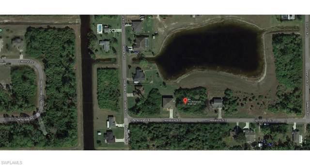 719 Chemstrand St E, Lehigh Acres, FL 33974 (MLS #220005602) :: The Keller Group