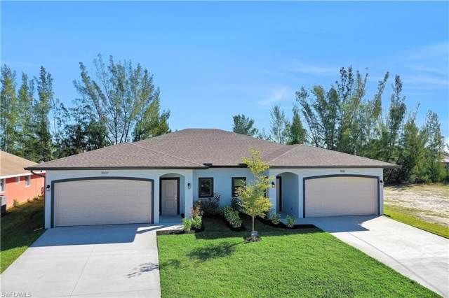 3503 SW 15th Pl, Cape Coral, FL 33914 (MLS #220005610) :: The Keller Group