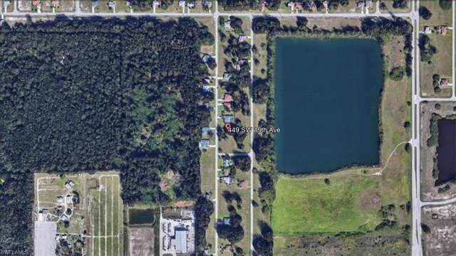 449 SW 19th Ave, Cape Coral, FL 33991 (MLS #220005626) :: The Keller Group