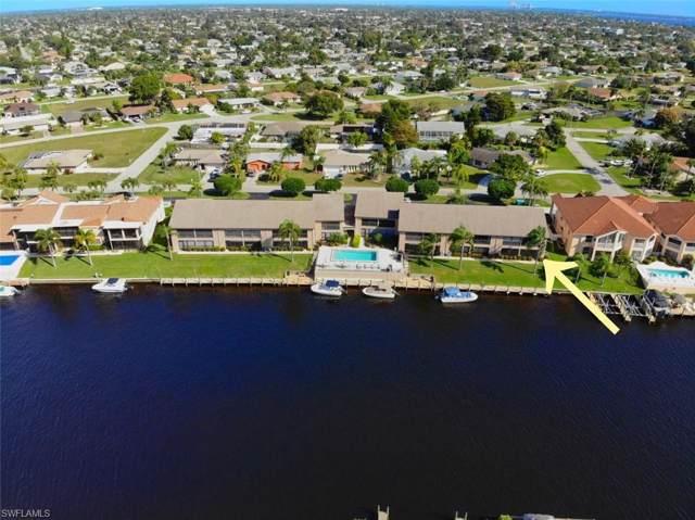 3736 SE 12th Ave #101, Cape Coral, FL 33904 (MLS #220005628) :: Clausen Properties, Inc.