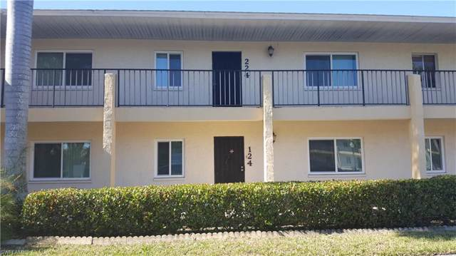 6184 Michelle Way #124, Fort Myers, FL 33919 (MLS #220005653) :: Eric Grainger | NextHome Advisors