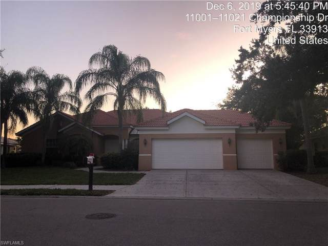 11020 Championship Dr, Fort Myers, FL 33913 (MLS #220005657) :: Clausen Properties, Inc.