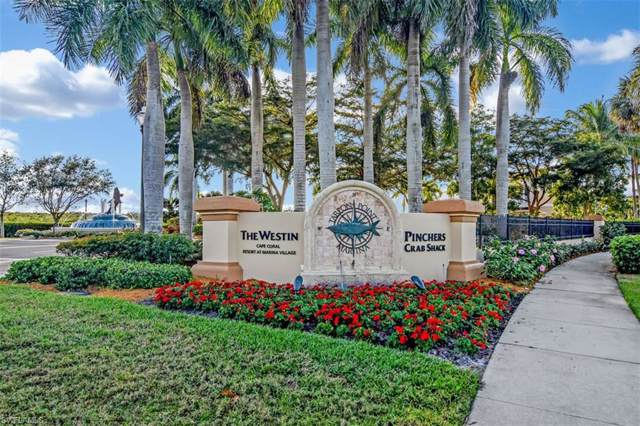 6081 Silver King Boulevard #1102, Cape Coral, FL 33914 (#220005672) :: The Dellatorè Real Estate Group