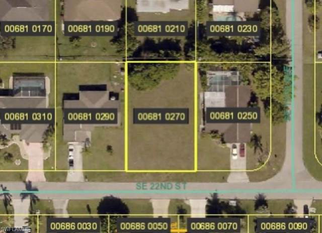 1213 SE 22nd St, Cape Coral, FL 33990 (MLS #220005686) :: Clausen Properties, Inc.