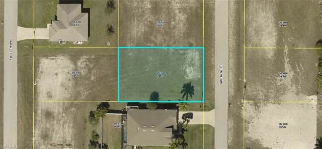114 SW 36th Pl, Cape Coral, FL 33991 (MLS #220005837) :: #1 Real Estate Services