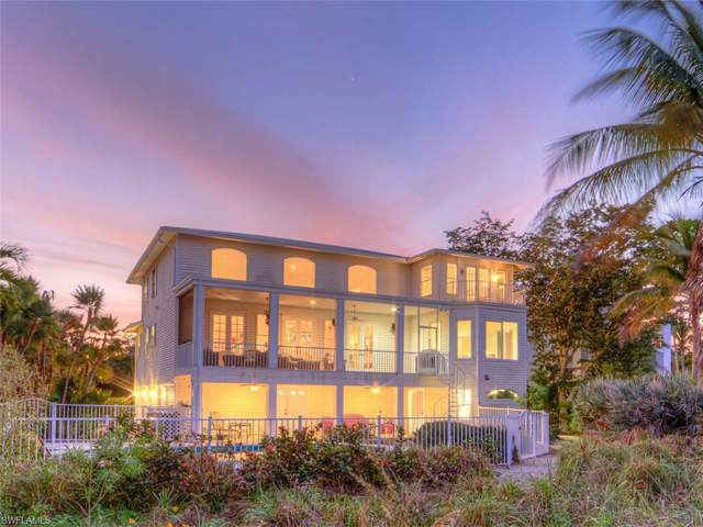 6014 White Heron Ln, Sanibel, FL 33957 (#220005854) :: The Dellatorè Real Estate Group