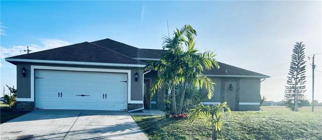 632 NW 26th Ter, Cape Coral, FL 33993 (MLS #220005881) :: #1 Real Estate Services