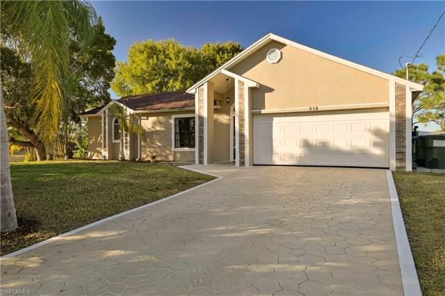 919 NE 33rd Ln, Cape Coral, FL 33909 (#220005994) :: Jason Schiering, PA