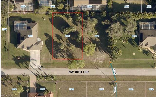 2925 NW 18th Ter, Cape Coral, FL 33993 (MLS #220005997) :: Eric Grainger | NextHome Advisors