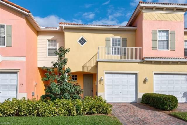 16066 Via Solera Cir #105, Fort Myers, FL 33908 (MLS #220006028) :: Team Swanbeck