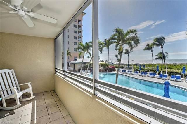 140 Estero Boulevard #2105, Fort Myers Beach, FL 33931 (#220006064) :: Vincent Napoleon Luxury Real Estate