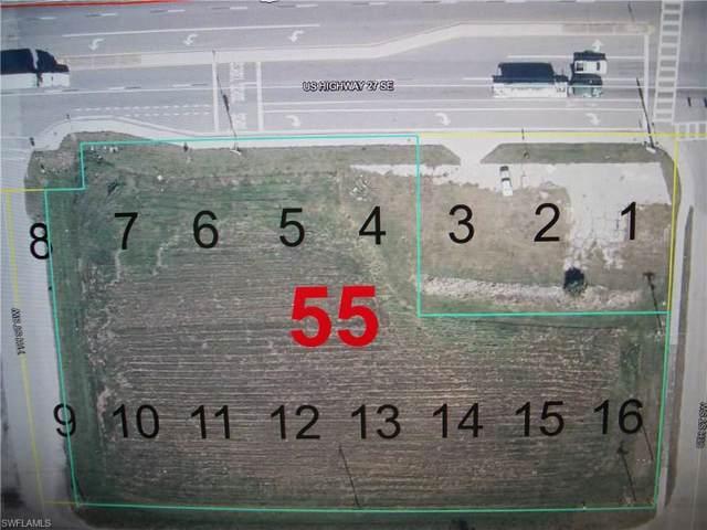642 & 600 U S Hwy 27, Moore Haven, FL 33471 (MLS #220006069) :: RE/MAX Realty Group