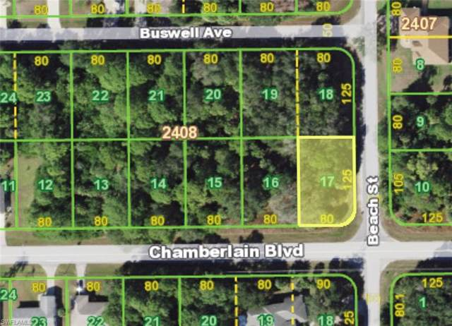 15272 Chamberlain Blvd, Port Charlotte, FL 33953 (MLS #220006185) :: Clausen Properties, Inc.
