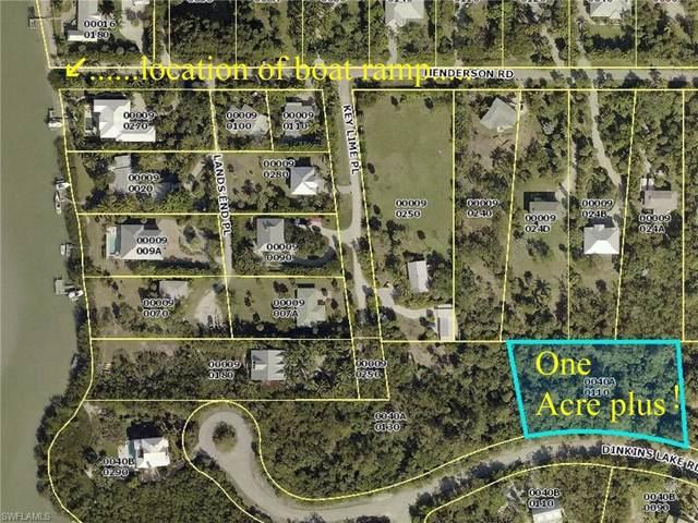 6095 Dinkins Lake Rd, Sanibel, FL 33957 (MLS #220006374) :: RE/MAX Realty Team