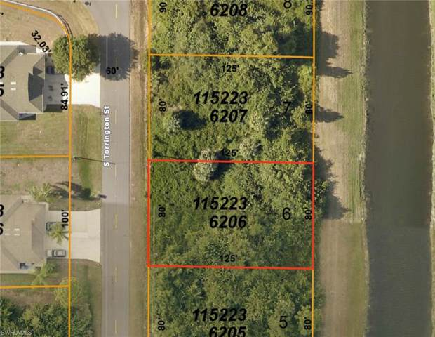 S Torrington St, North Port, FL 34288 (MLS #220006428) :: Clausen Properties, Inc.