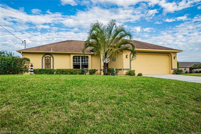 2337 NW 38th Pl, Cape Coral, FL 33993 (MLS #220006528) :: #1 Real Estate Services