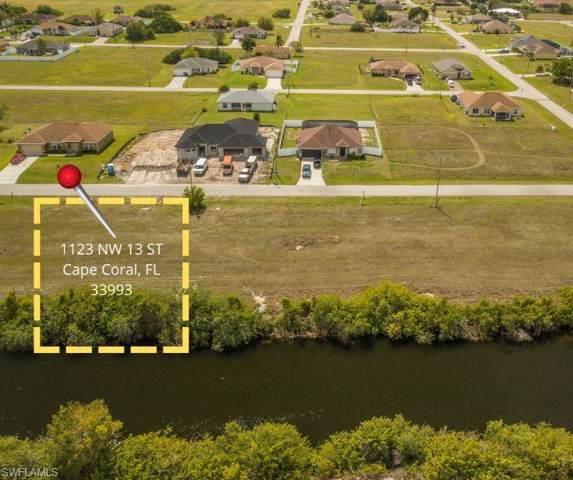1123 NW 13th Ter, Cape Coral, FL 33993 (#220006559) :: Jason Schiering, PA