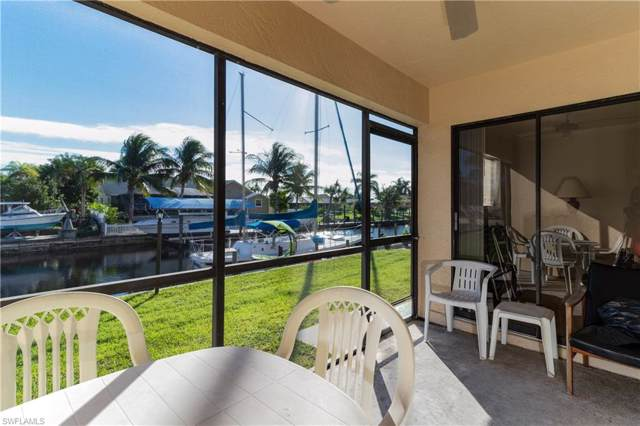 4805 Sorrento Ct #106, Cape Coral, FL 33904 (MLS #220006568) :: RE/MAX Realty Team
