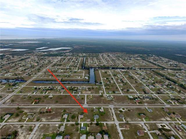 2201 NW 23rd Ter, Cape Coral, FL 33993 (#220006592) :: Jason Schiering, PA