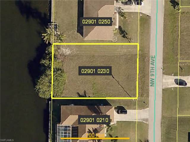 1214 NW 9th Ave, Cape Coral, FL 33993 (MLS #220006641) :: RE/MAX Realty Group