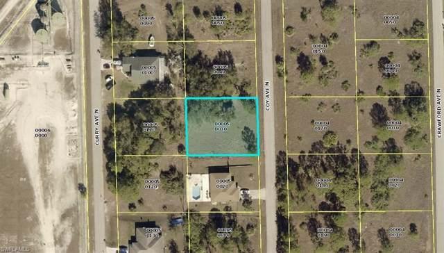 1905 Coy Ave N, Lehigh Acres, FL 33971 (MLS #220006870) :: Clausen Properties, Inc.
