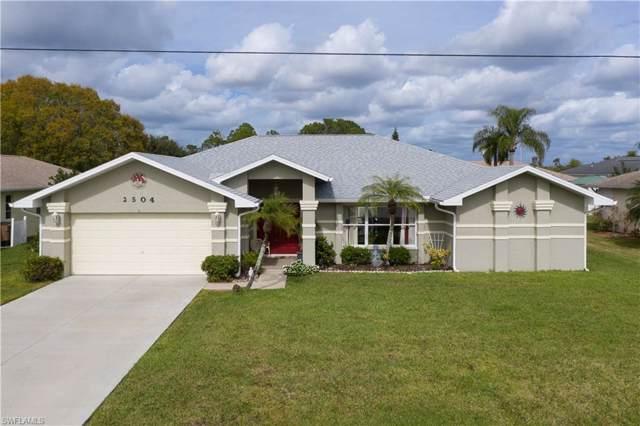 2504 7th St W, Lehigh Acres, FL 33971 (MLS #220006951) :: Clausen Properties, Inc.