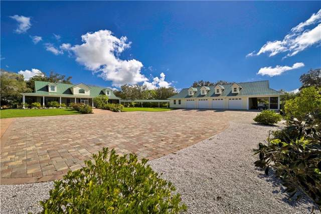 5101 Neal Rd, Fort Myers, FL 33905 (#220007022) :: Jason Schiering, PA