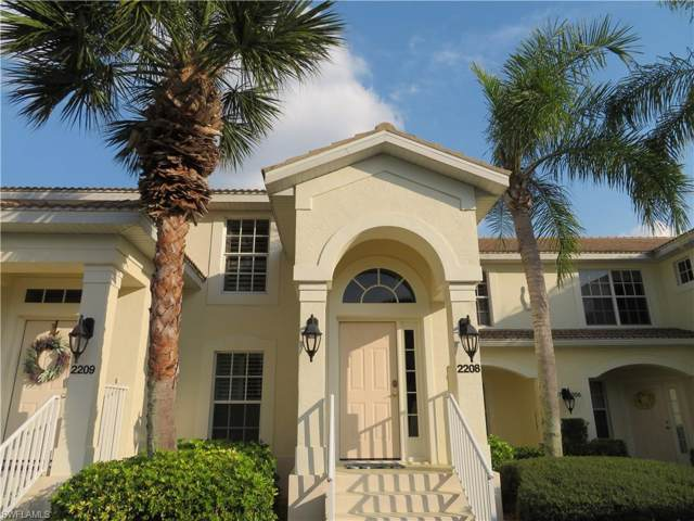 10113 Colonial Country Club Blvd #2208, Fort Myers, FL 33913 (MLS #220007108) :: #1 Real Estate Services