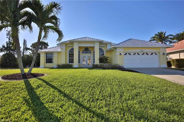 3908 SW 22nd Pl, Cape Coral, FL 33914 (MLS #220007116) :: Team Swanbeck