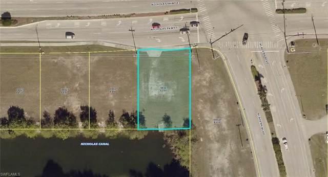 628 Nicholas Pky E, Cape Coral, FL 33990 (MLS #220007124) :: #1 Real Estate Services
