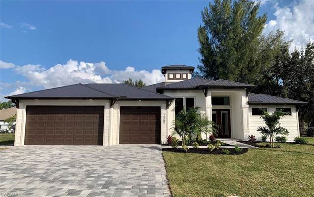 2309 SE Santa Barbara Pl, Cape Coral, FL 33990 (MLS #220007165) :: RE/MAX Realty Team
