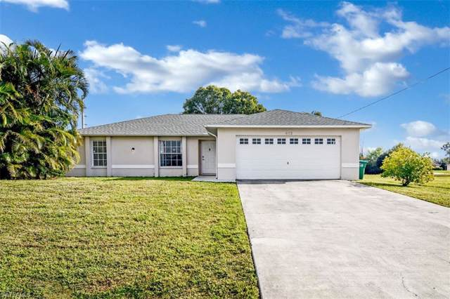 412 NW 1st Ter, Cape Coral, FL 33993 (MLS #220007203) :: RE/MAX Realty Group