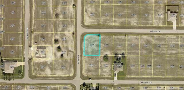 4334 NW 34th Ln, Cape Coral, FL 33993 (MLS #220007229) :: Clausen Properties, Inc.
