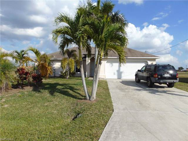 2025 NW 41st Ave, Cape Coral, FL 33993 (MLS #220007289) :: Clausen Properties, Inc.
