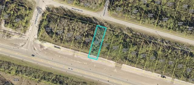 2710 Meadow Rd, Lehigh Acres, FL 33974 (MLS #220007362) :: Clausen Properties, Inc.