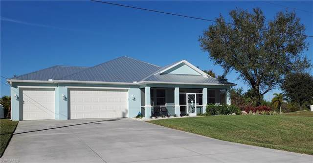 204 NW 26th Ave, Cape Coral, FL 33993 (#220007648) :: Jason Schiering, PA