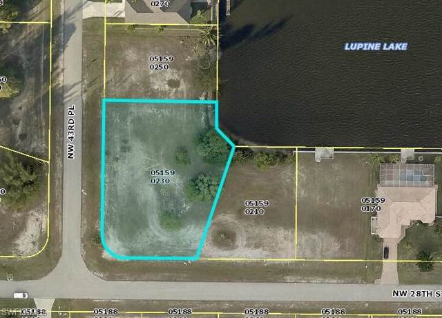 2801 NW 43rd Pl, Cape Coral, FL 33993 (#220007693) :: Jason Schiering, PA