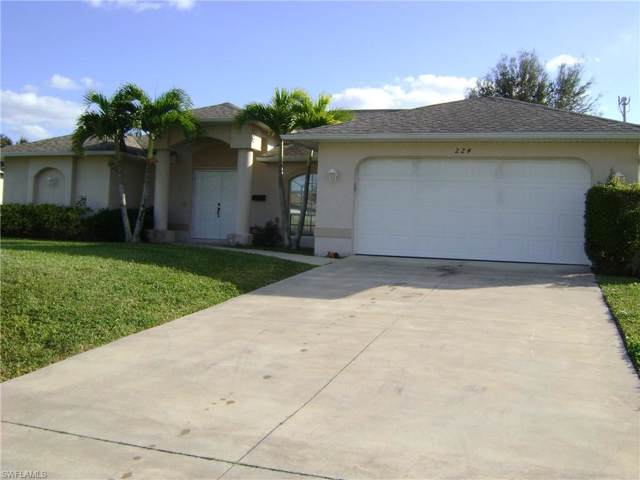 224 SE 14th Ter, Cape Coral, FL 33990 (#220007739) :: Southwest Florida R.E. Group Inc