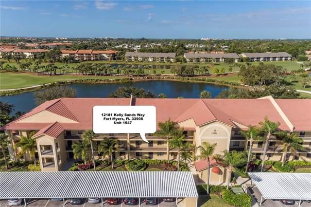 12181 Kelly Sands Way #1547, Fort Myers, FL 33908 (MLS #220007927) :: Kris Asquith's Diamond Coastal Group