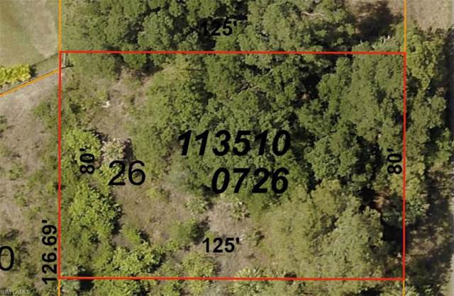 Lot 26 Barrister St, North Port, FL 34288 (MLS #220007943) :: RE/MAX Realty Team