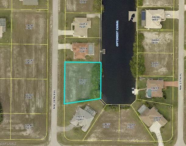 1211 NW 38th Ave, Cape Coral, FL 33993 (MLS #220008174) :: RE/MAX Realty Group