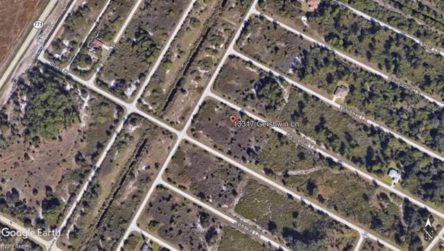 13317 Gershwin Ln, Port Charlotte, FL 33981 (MLS #220008204) :: Clausen Properties, Inc.