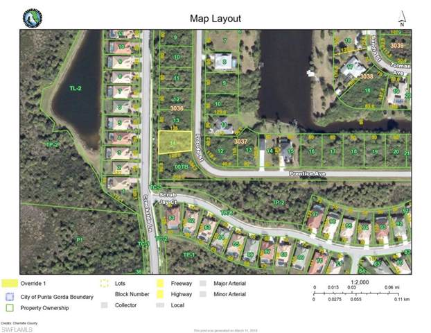 2121 Proude St, Port Charlotte, FL 33953 (MLS #220008205) :: Clausen Properties, Inc.