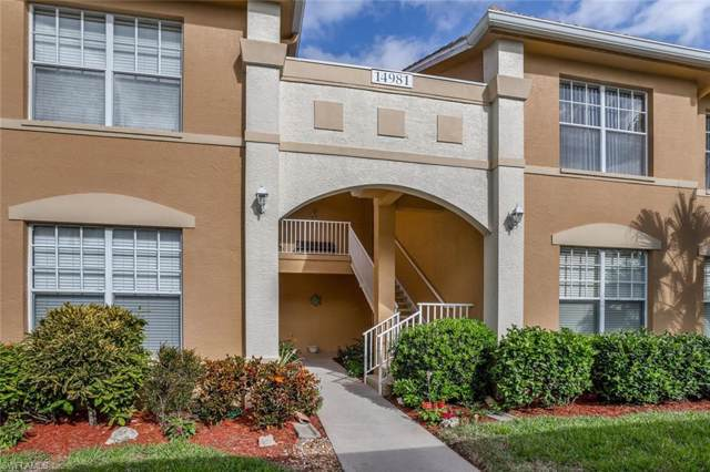 14981 Vista View Way #1106, Fort Myers, FL 33919 (MLS #220008369) :: Kris Asquith's Diamond Coastal Group