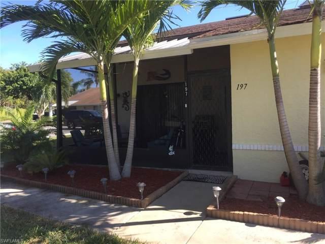 1518 SW Courtyards Ln #197, Cape Coral, FL 33914 (#220008571) :: Southwest Florida R.E. Group Inc