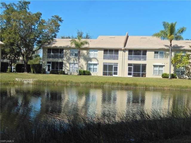 15011 Bridgeway Ln #104, Fort Myers, FL 33919 (MLS #220008654) :: Clausen Properties, Inc.