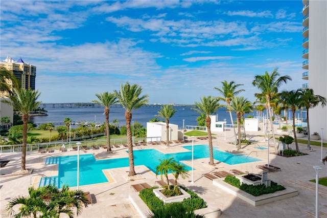 3000 Oasis Grand Blvd #1402, Fort Myers, FL 33916 (#220008918) :: Caine Premier Properties